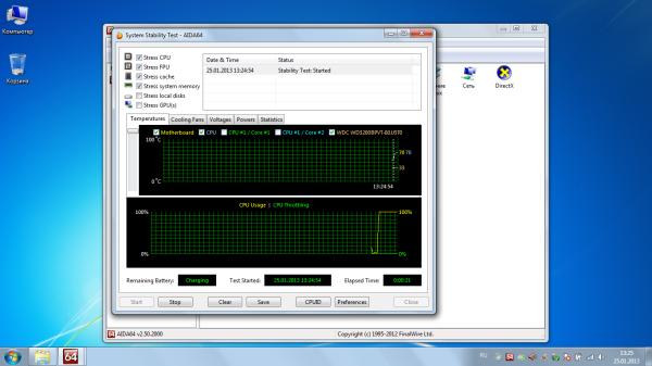 Перегрев ноутбука: температура процессора ноутбука Samsung NP-R540 до чистки