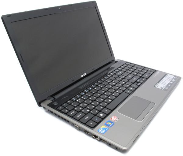 Ноутбук Acer Aspire 5820tg